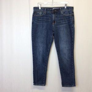 Gap Sexy Boyfriend Jeans Blue 10 / 30r Inseam 27